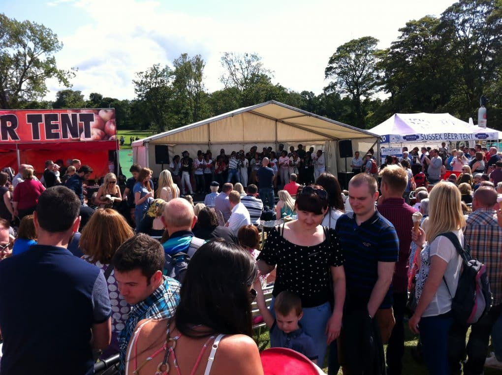Xmas Food Festival Edinburgh Food