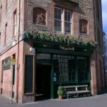 Outside view of Roseleaf bar cafe