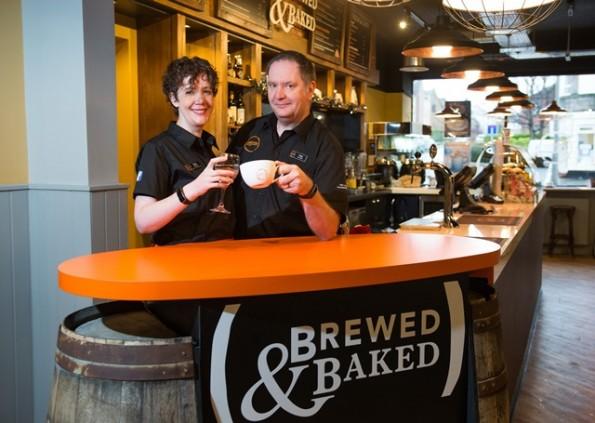 Brewed & Baked Musselburgh