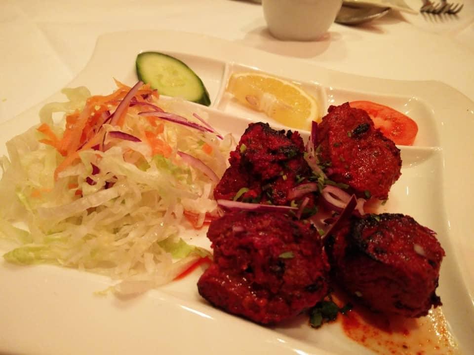 Boti Kebab (Lamb)